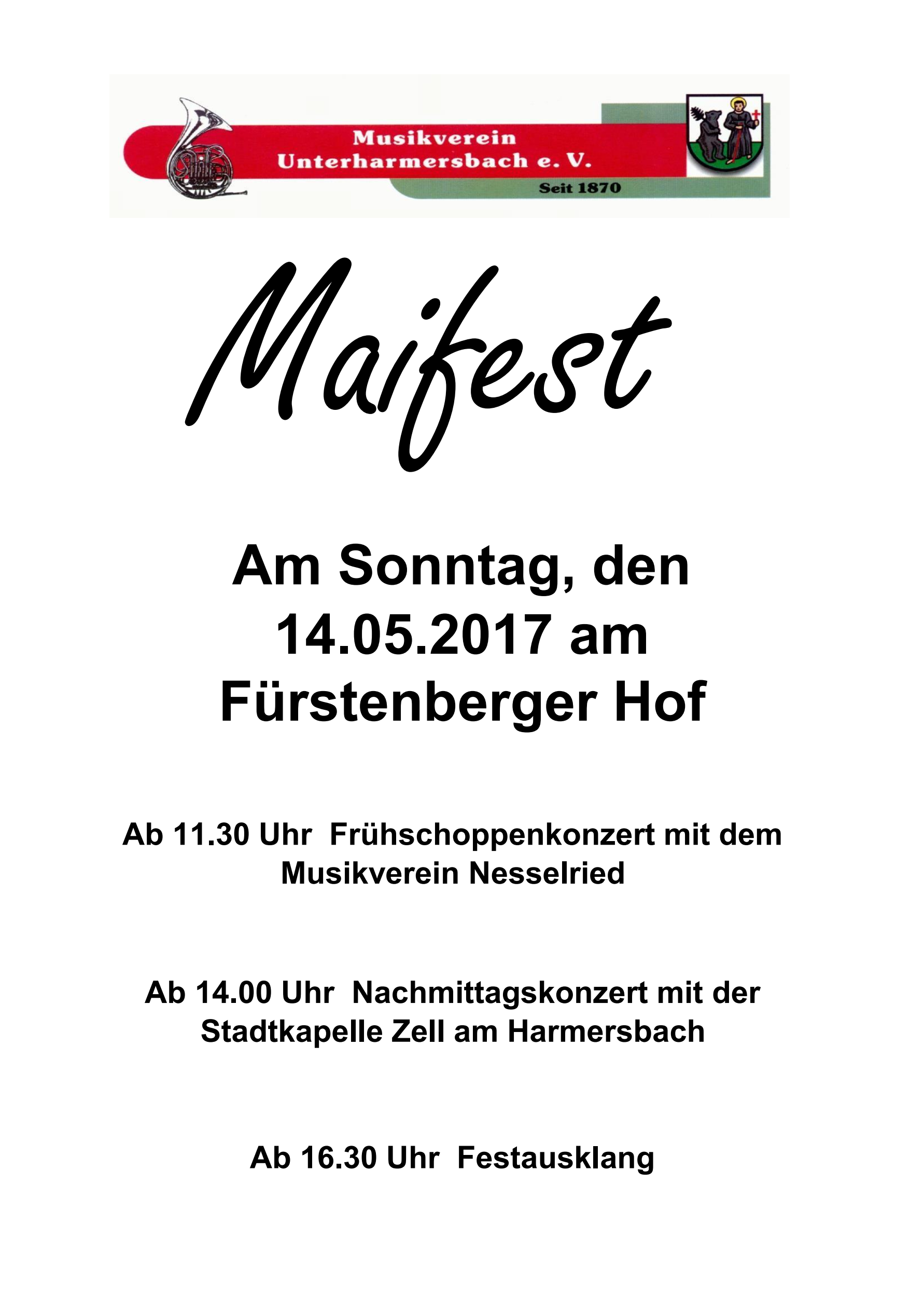 Maifest2017
